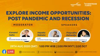 Explore Income Opportunities: Post Pandemic and Recession